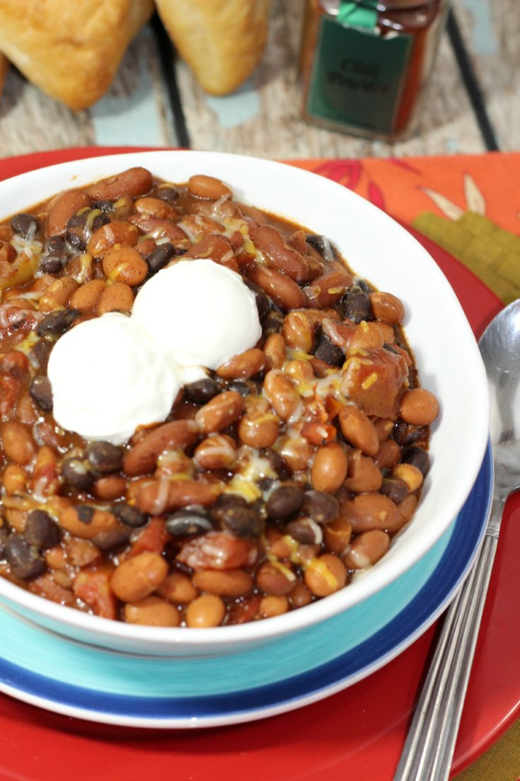 Best Chili Recipe in the Slow Cooker