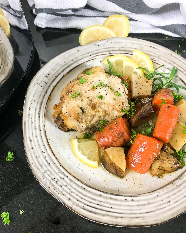 Crockpot Chicken Thighs Recipe