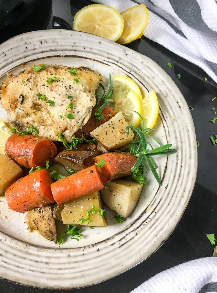 Juicy Crockpot Chicken Thighs Recipe