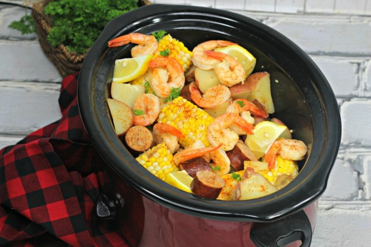 Recipe for Seafood Boil