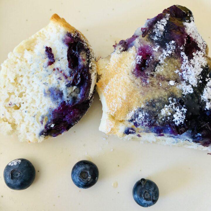 How to Make the Best Blueberry Pancake Brunch Bundt