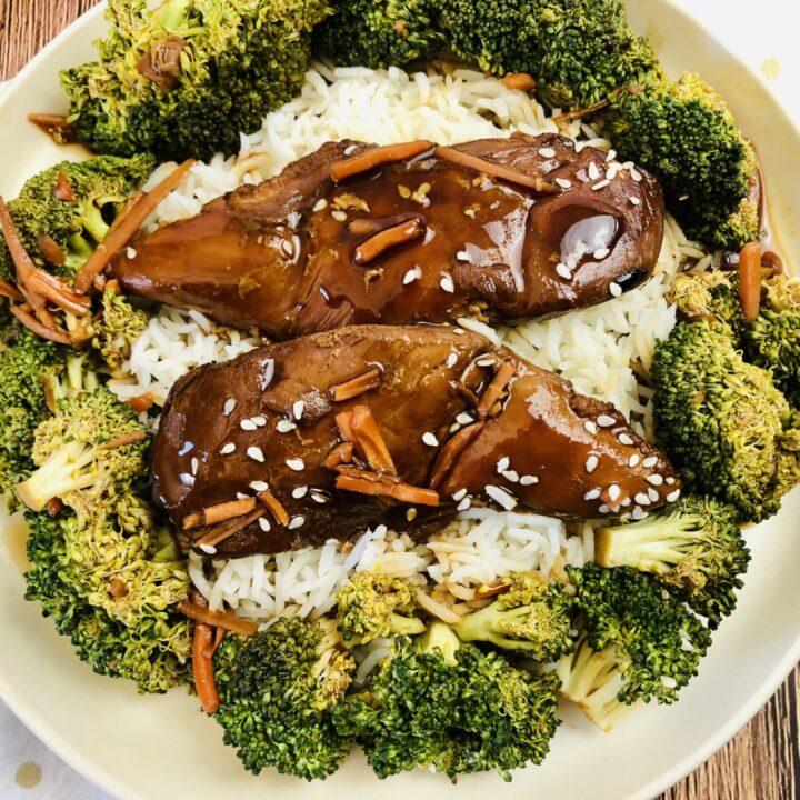 How to Make Slow Cooker Teriyaki Chicken