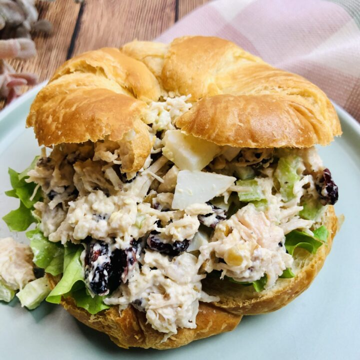How to Make a Classic Chicken Salad