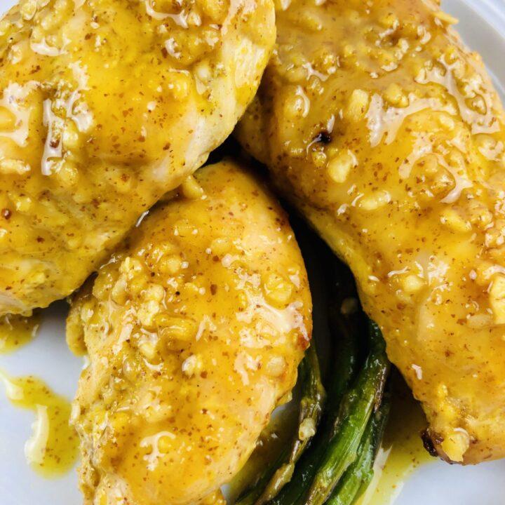 Chicken With Honey Mustard