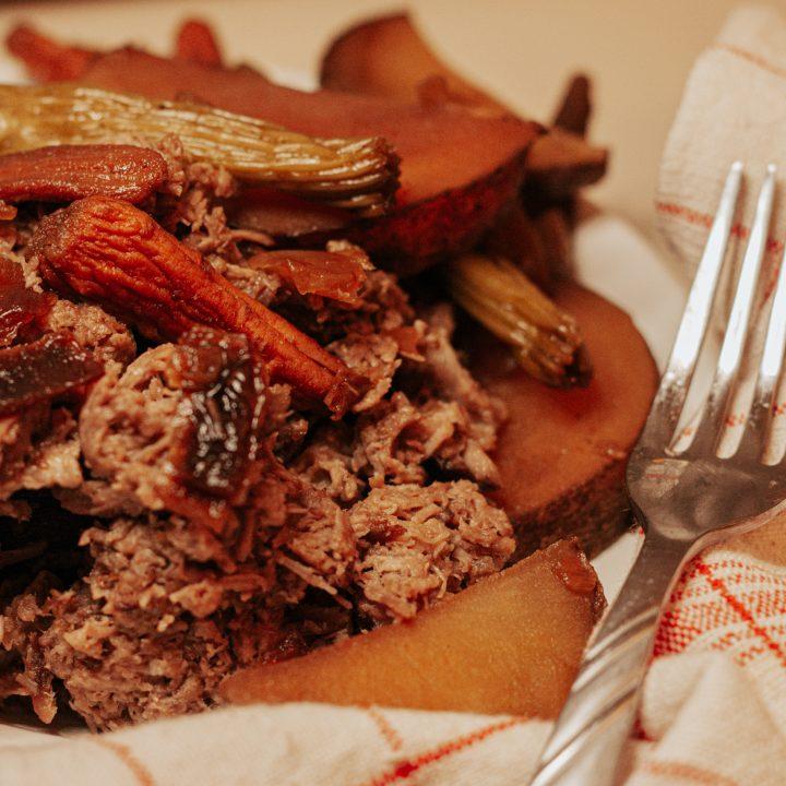Favourite Slow Cooker Pot Roast